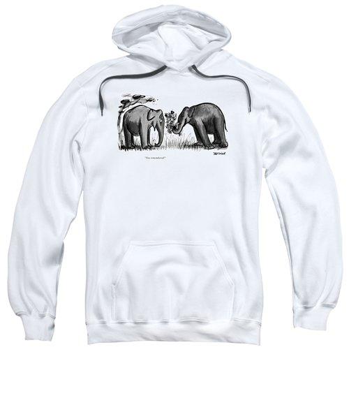 You Remembered Sweatshirt