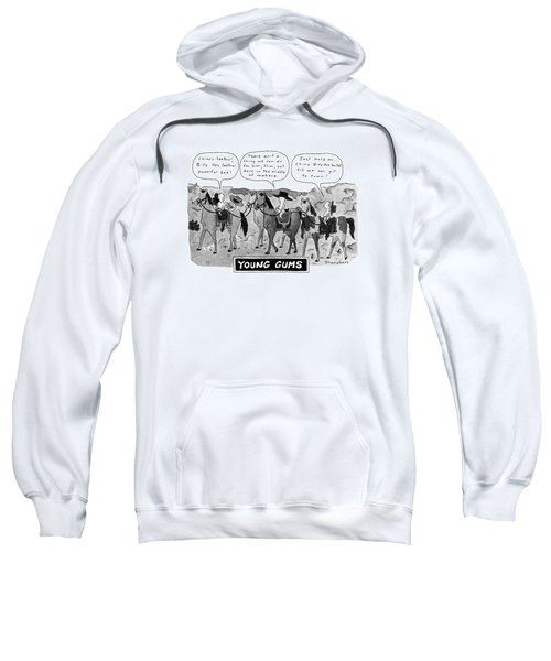 Young Gums Sweatshirt