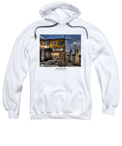 Full Service Days Sweatshirt