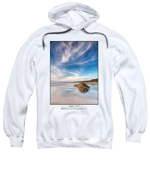 Welsh Coast - Porth Colmon Sweatshirt