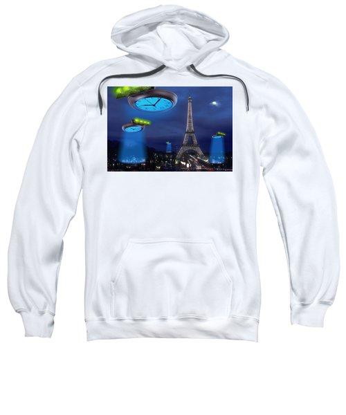European Time Traveler Sweatshirt