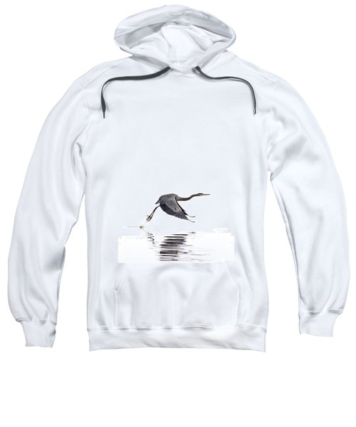 Great Blue Heron Sweatshirt