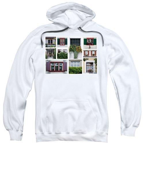 Swiss Windows Sweatshirt