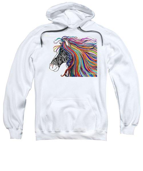 Tattooed Horse Sweatshirt
