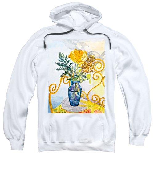 The Blue Vase Sweatshirt