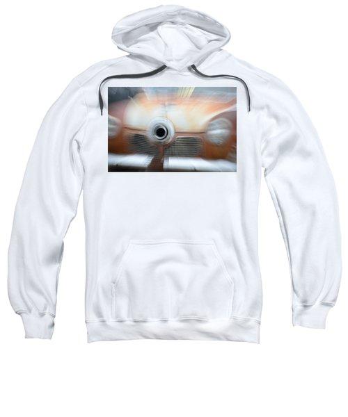 1951 Studebaker Abstract Sweatshirt
