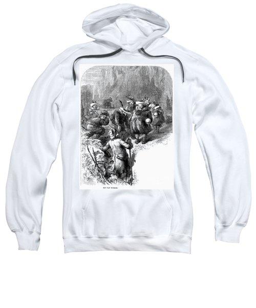 Irving: Rip Van Winkle Sweatshirt