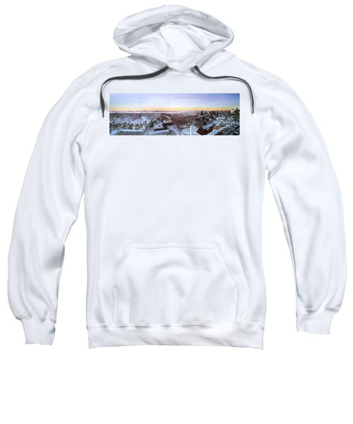 Sentinels At Dawn Sweatshirt
