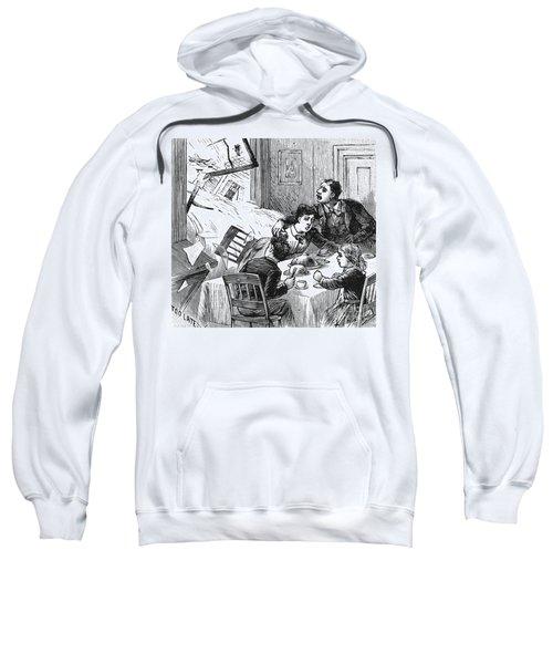 Johnstown Flood, 1889 Sweatshirt