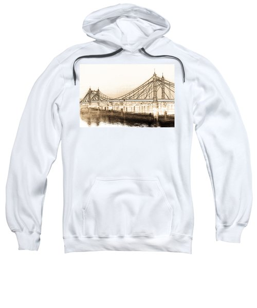 Albert Bridge London Sweatshirt