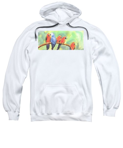 A New Slant On Life Sweatshirt