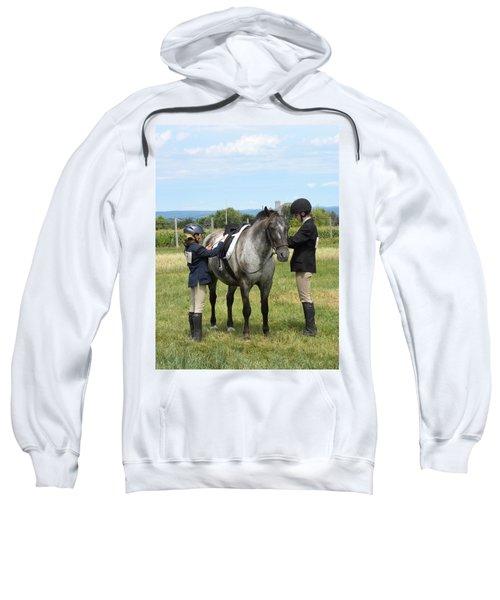 Adjustment To Be Made Sweatshirt