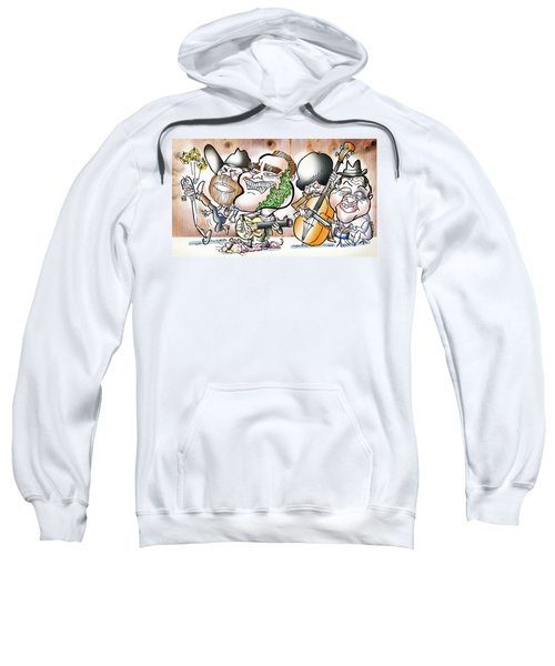 Arnold And The Terminators Sweatshirt