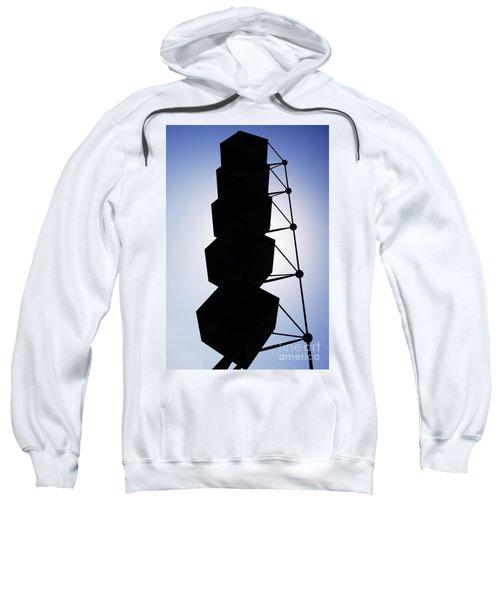 Backlight Structure Sweatshirt