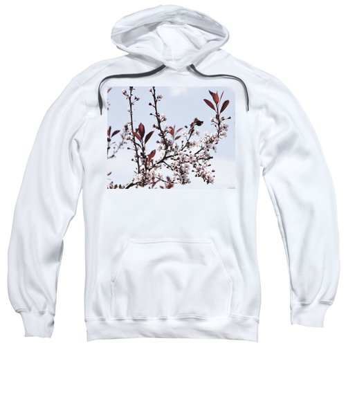 Blossoms In Time Sweatshirt