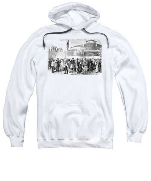 Civil War: Recruitment Sweatshirt