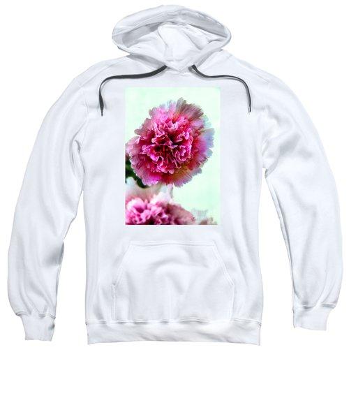 Double Hollyhock Sweatshirt