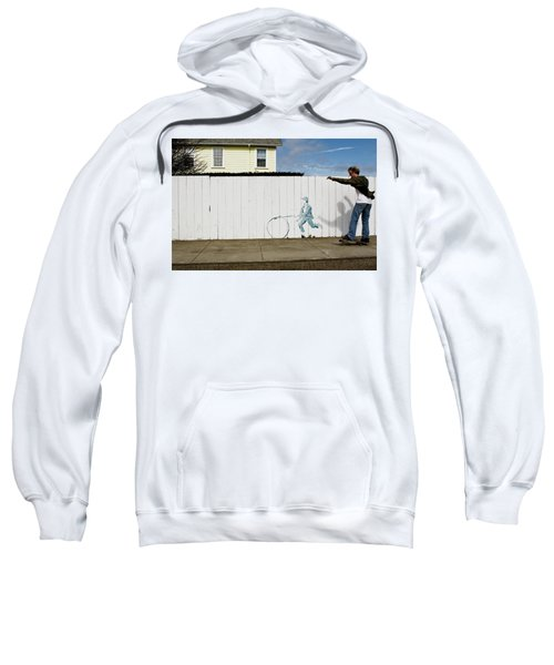 Downhill Buddy Sweatshirt