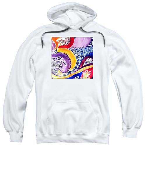 Dreaming In Watercolors Sweatshirt