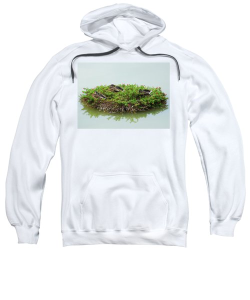 Duck Heaven Sweatshirt