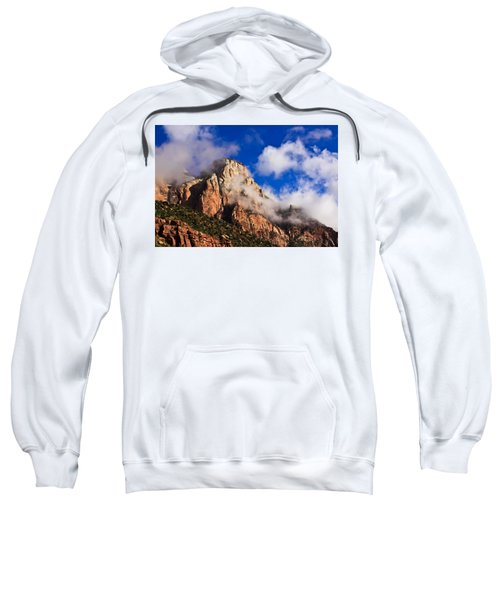 Early Morning Zion National Park Sweatshirt