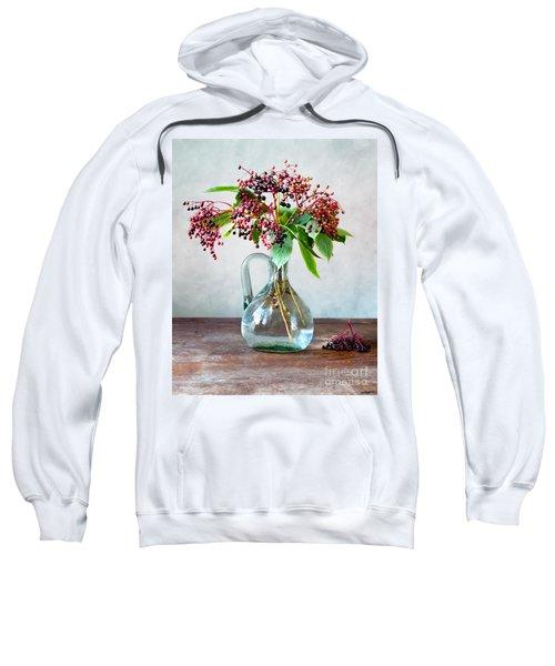 Elderberries 06 Sweatshirt