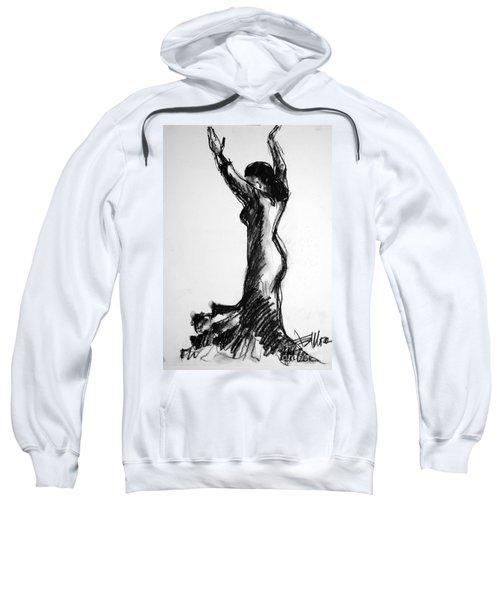Flamenco Sketch 3 Sweatshirt