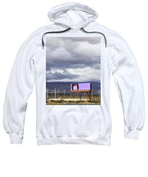 Forever Palm Springs Sweatshirt
