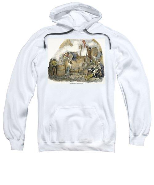 French Revolution, 1848 Sweatshirt