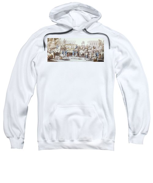 French Royal Family Sweatshirt