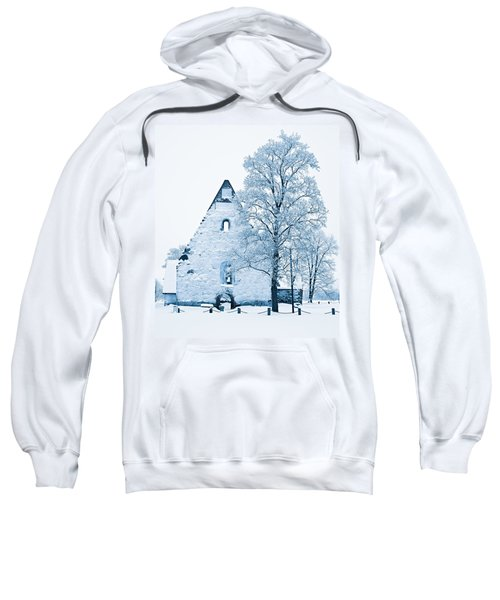 Frosty Ruins Sweatshirt