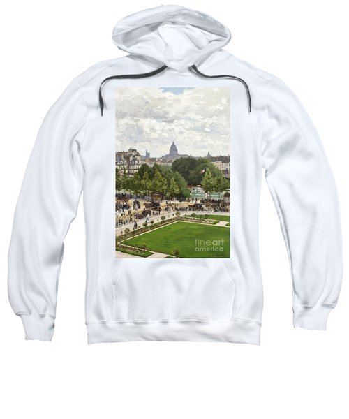 Garden Of The Princess Sweatshirt