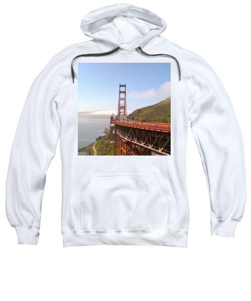 Golden Gate Bridge - San Francisco Ca Sweatshirt