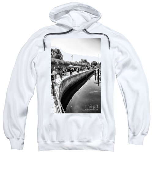 Hanging At The Harbor Sweatshirt