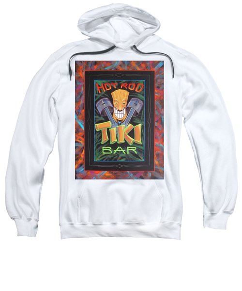 Hot Rod Tiki Bar Sweatshirt
