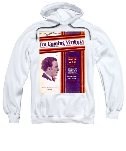 I'm Coming Virginia Sweatshirt