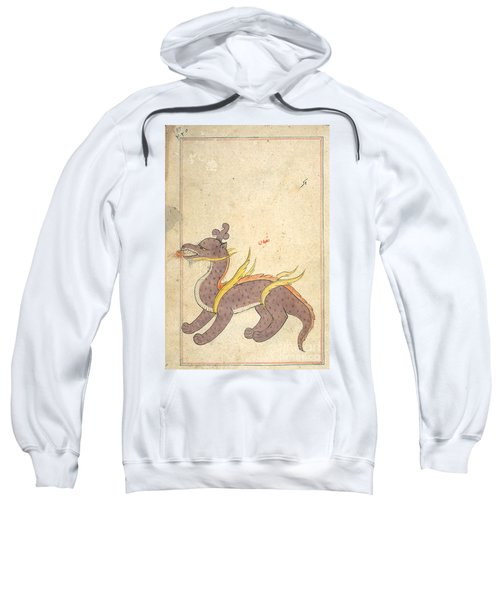 Islamic Dragon, 17th Century Sweatshirt