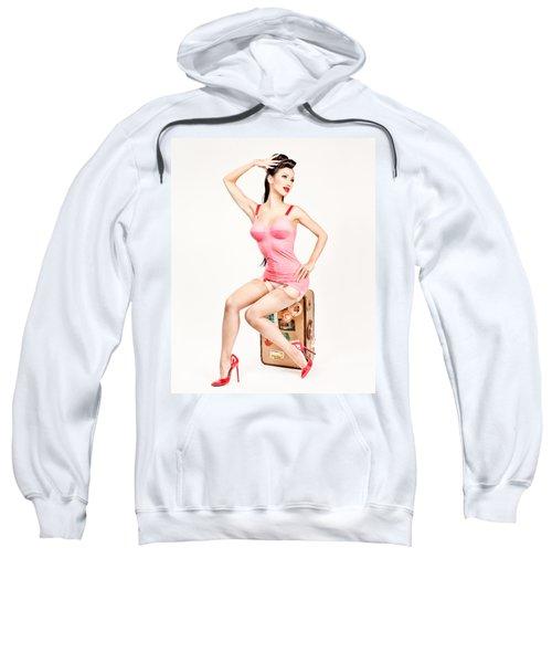 Jade Vixen Bubblegum 1076 Sweatshirt