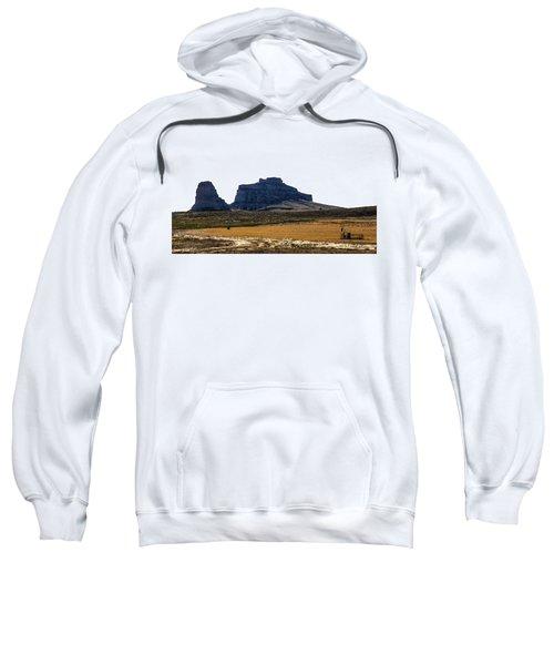 Jailhouse Rock And Courthouse Rock Sweatshirt
