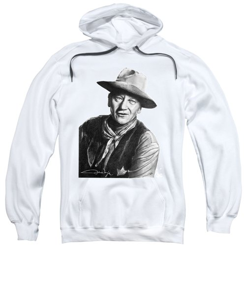 John Wayne  Sheriff Sweatshirt