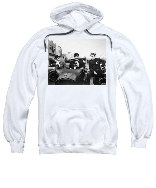 Laurel And Hardy, 1928 Sweatshirt
