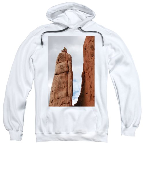 Lunch In The Mountains Sweatshirt