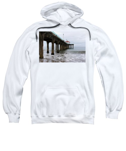 Manhattan Beach Pier Sweatshirt