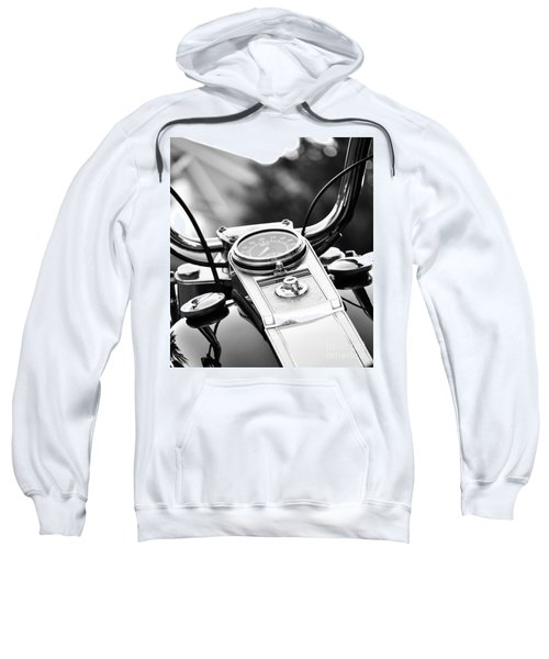Miles To Go Before I Sleep Sweatshirt