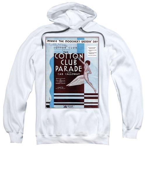 Minnie The Moocher's Weddin' Day Sweatshirt