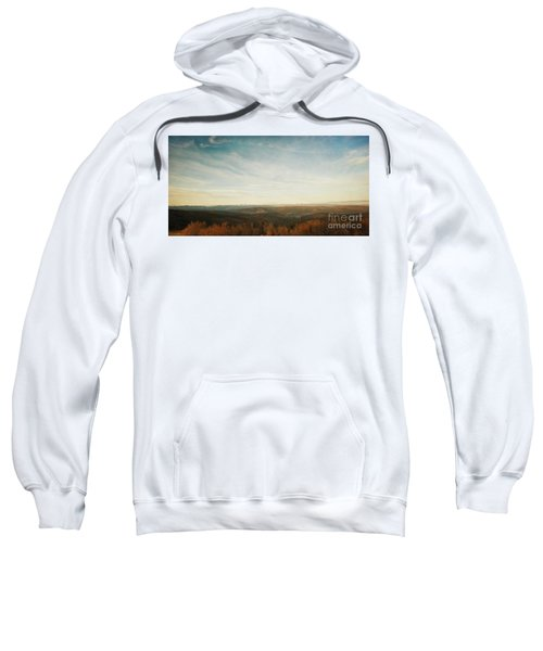 Mountains As Far As The Eye Can See Sweatshirt