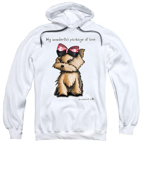 My Wonderful Package Of Love Sweatshirt