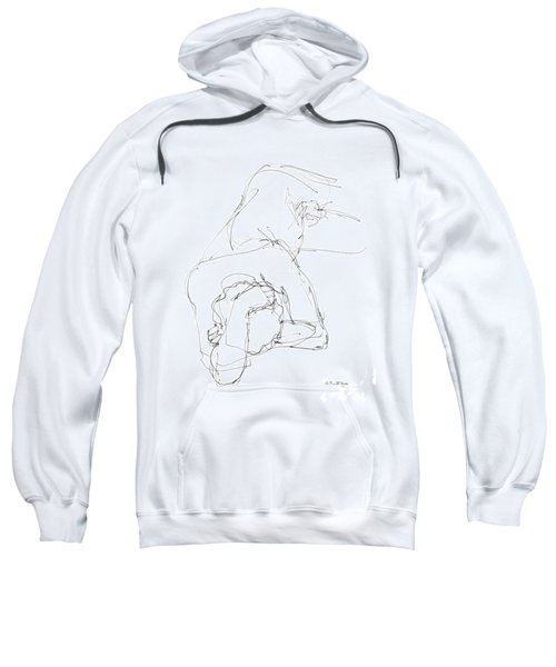 Nude Male Drawings 7 Sweatshirt