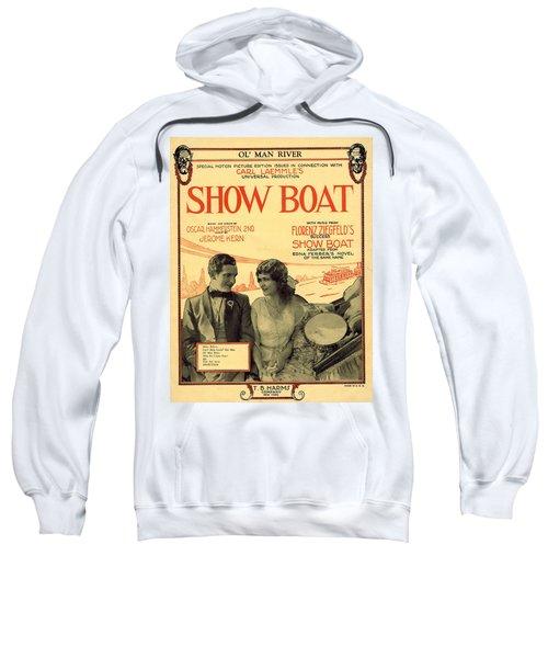 Ol Man River Sweatshirt