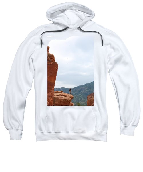 Only A Photographer Would Do.. Sweatshirt